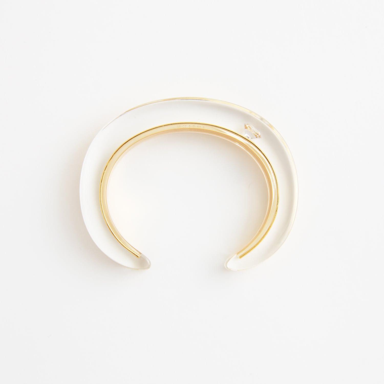 JUTIQU/Glam Bangle 1 _ gold