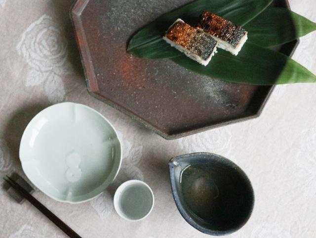 ▪️上野剛児:八角台皿