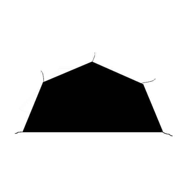 ピラミッドテント【グランドシート】A928-6