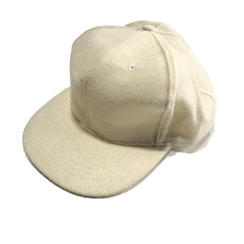 90's wool snapback cap