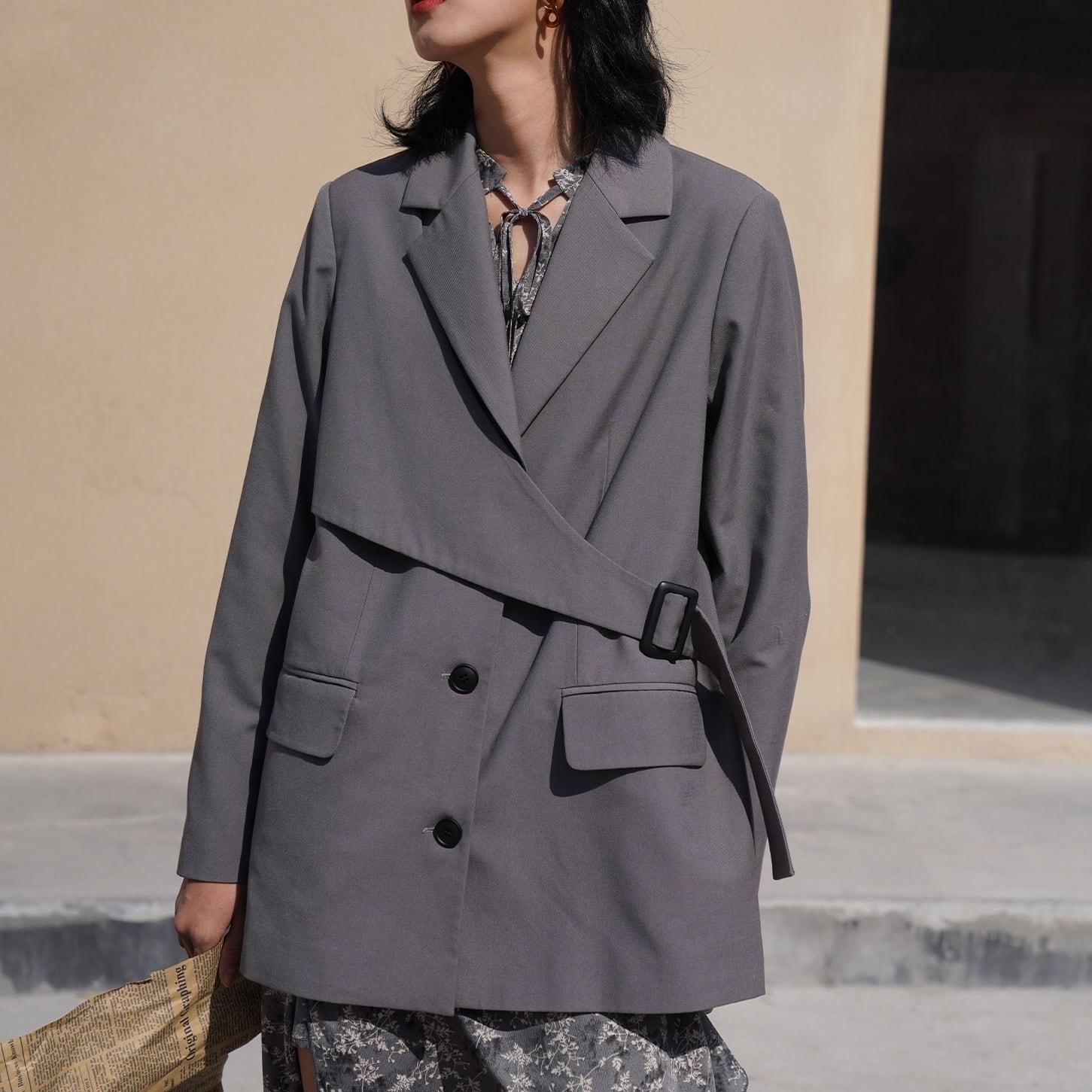 Not traditional design jacket (ノットトラディショナルデザインジャケット)b-042