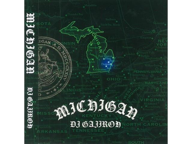MICHIGAN / DJ GAJIROH (MIX CD)