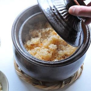廣川温 ごはん鍋 2合半炊き(耐熱器)