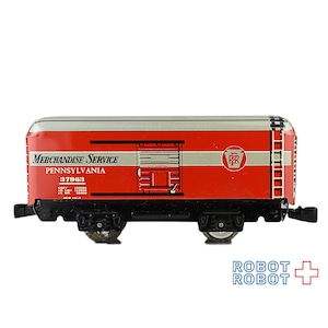 MARX ブリキ トレイン Oゲージ 貨車 商品サービス ペンシルバニア 37963