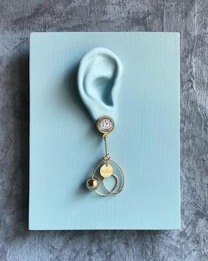 -2021006PE-Pierce/Earring