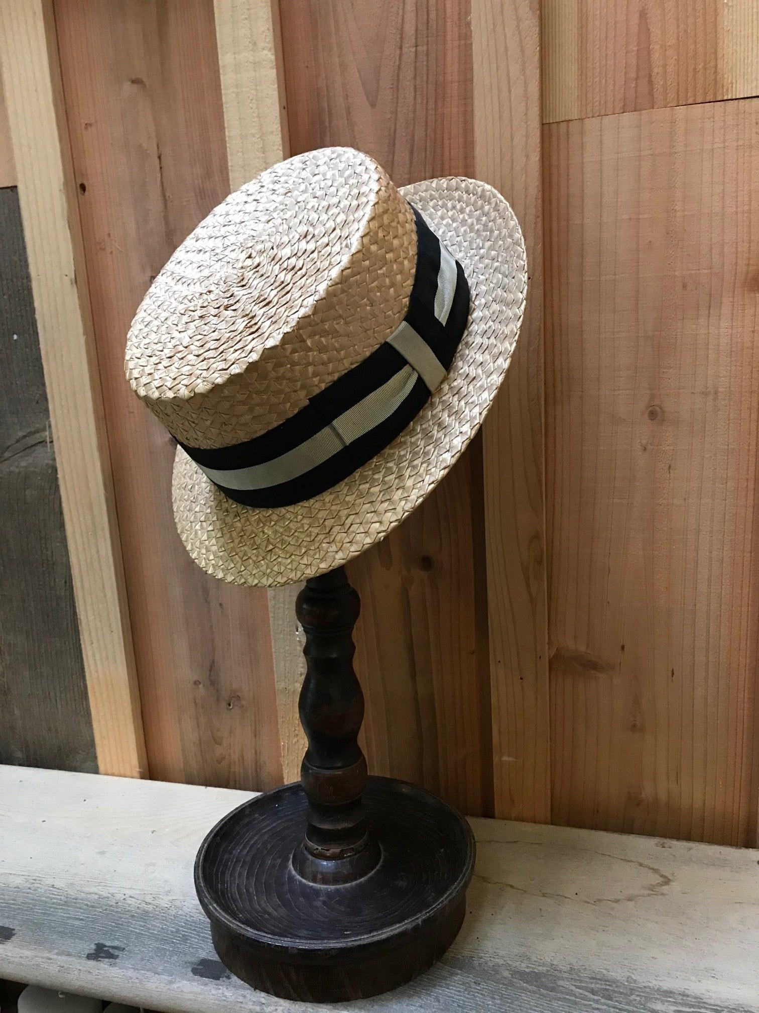 1950年代 西ドイツ製 STETSON (ステットソン) カンカン帽