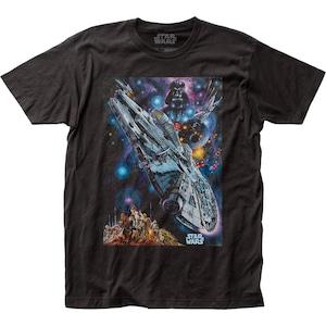 Tシャツ スター・ウォーズ 1978 日本版ポスター
