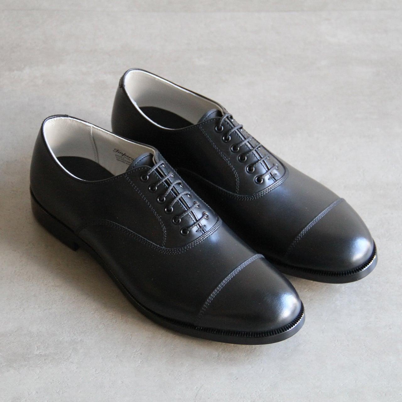 FOOTSTOCK ORIGINALS【 mens 】straight tip shoes
