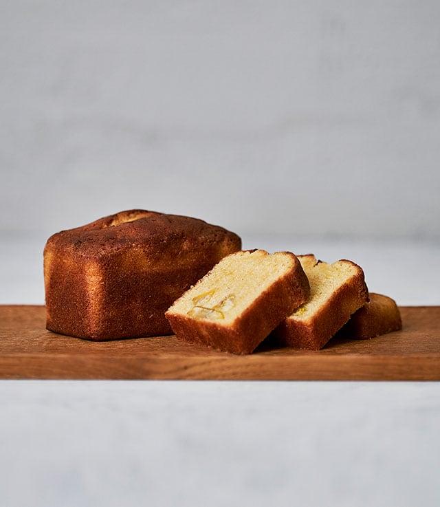 和栗のパウンドケーキ 和栗