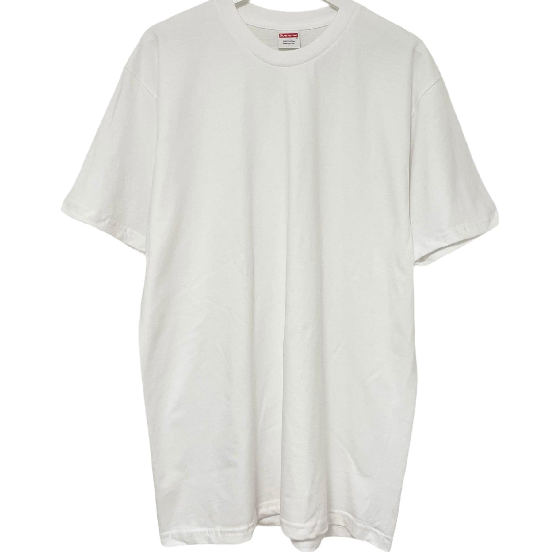 Supreme Blank T-shirt S/S
