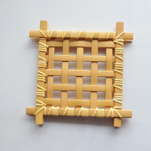 一木律子 鍋敷き