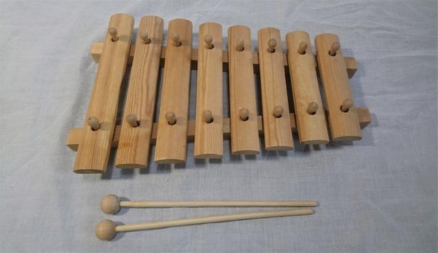 [中古]木琴 8keys