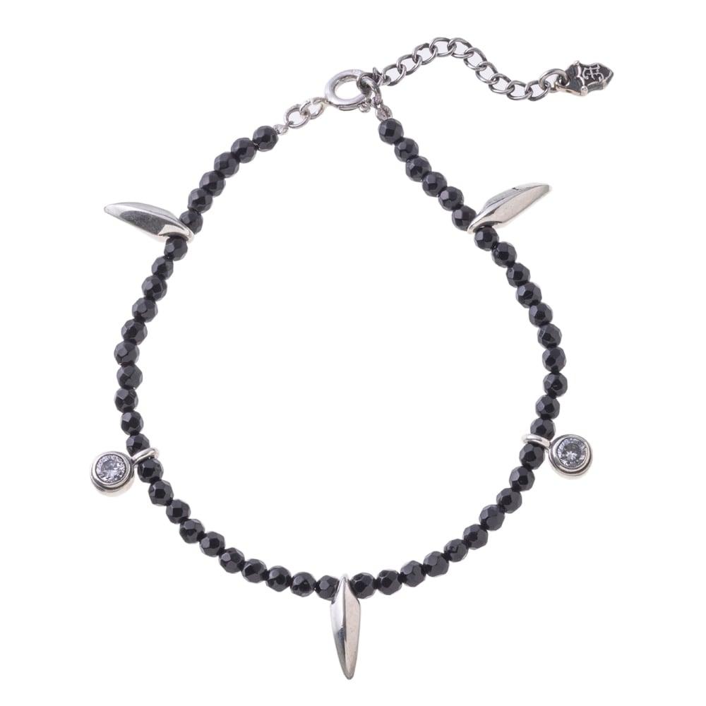 クローオニキスブレスレット ACB0113 Claw onyx bracelet