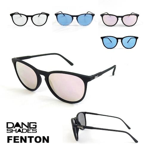 DANG SHADES (ダン・シェイディーズ) Fenton (フェントン) サングラス ケース 付属 アウトドア ユニセックス メンズ レディース キャンプ ウィンター スポーツ スノボ スキー 紫外線 メガネ 眼鏡 グラス おしゃれ かっこいい カラー ライト 運転 ドライブ