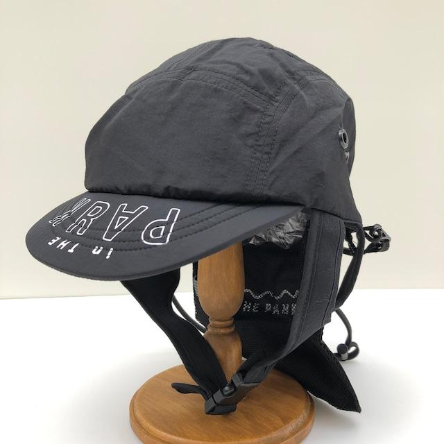 【21SS】THE PARK SHOP(ザ・パークショップ)EXPLOREBOY CAP (KIDS )black キャップ 帽子