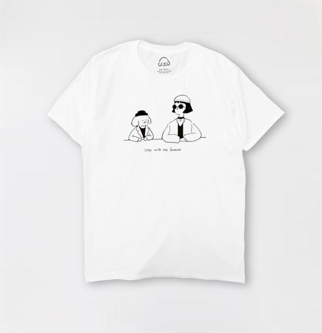 Muck with Matilda t-shirts White