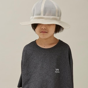 MOUNTEN. mesh adventure hat (greige)[21S-MA20-0949] MOUNTEN.※1点までメール便OK
