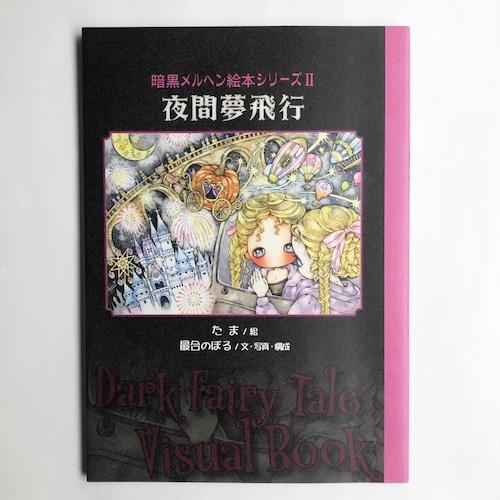 たま 絵本「夜間夢飛行〜暗黒メルヘン絵本シリーズ2」
