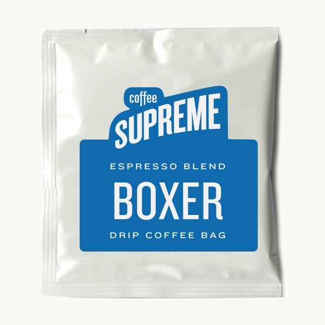 【お得な10袋】BOXER BLENDドリップバッグ