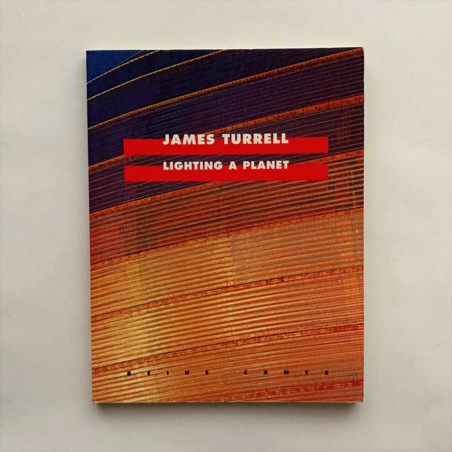 Lighting A Planet /  ジェームス・タレル