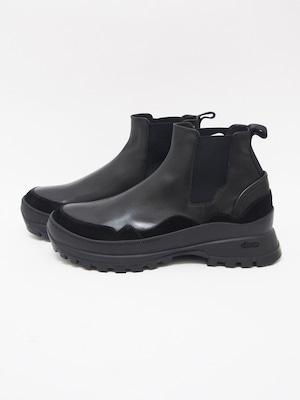 EARLE (アール) Chelsea sneaker boots L2 / BLACK ER0423-1