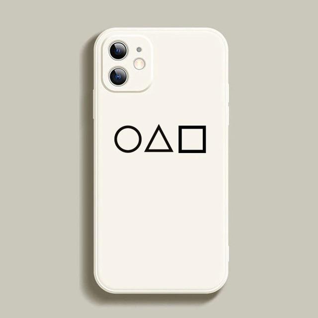 〇△☐ iphone case