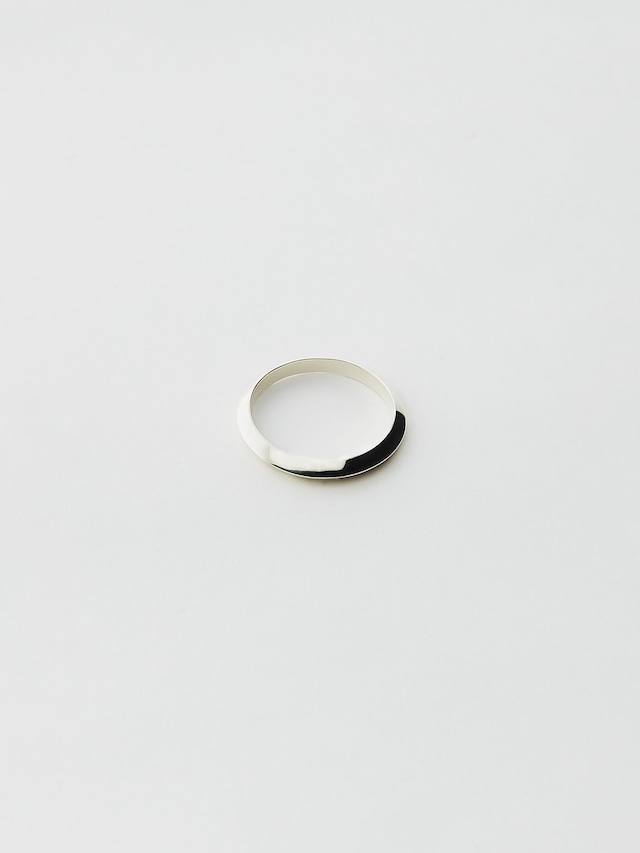 WEISS Triangle Ring Silver wei-rgsv-10