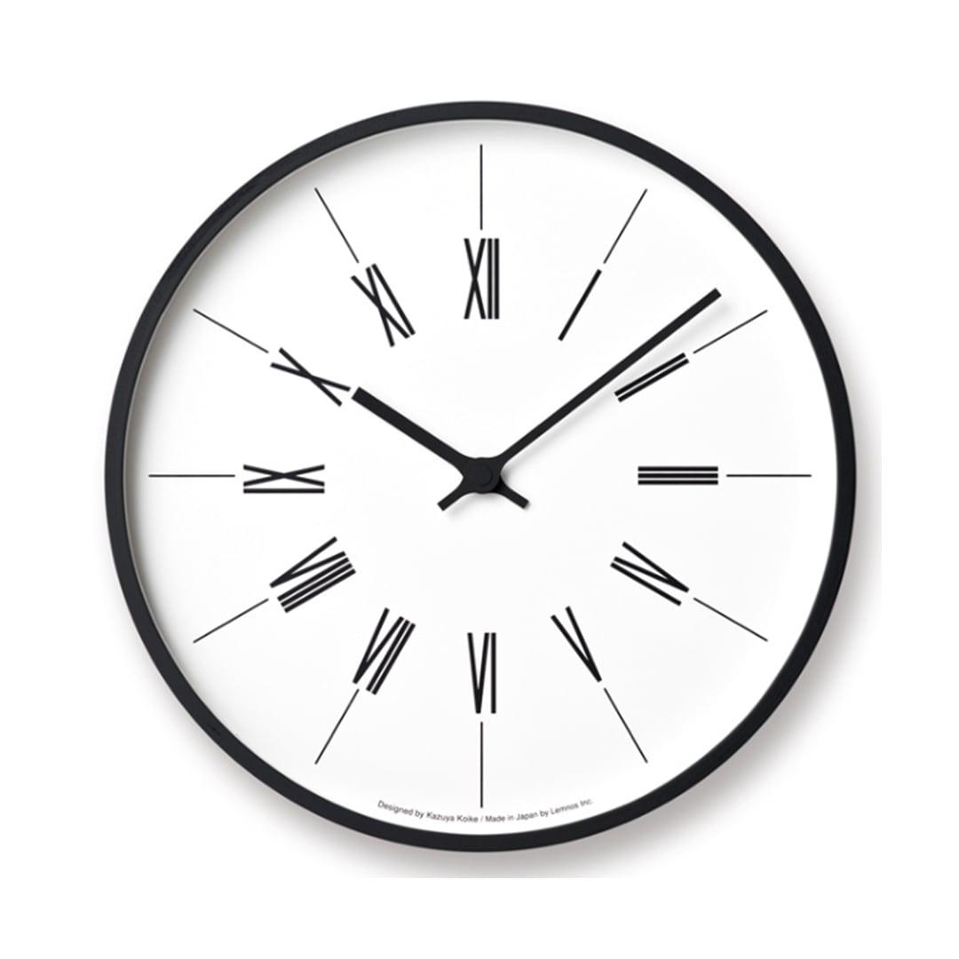 時計台の時計 Roman 電波時計[KK17-13B]φ305