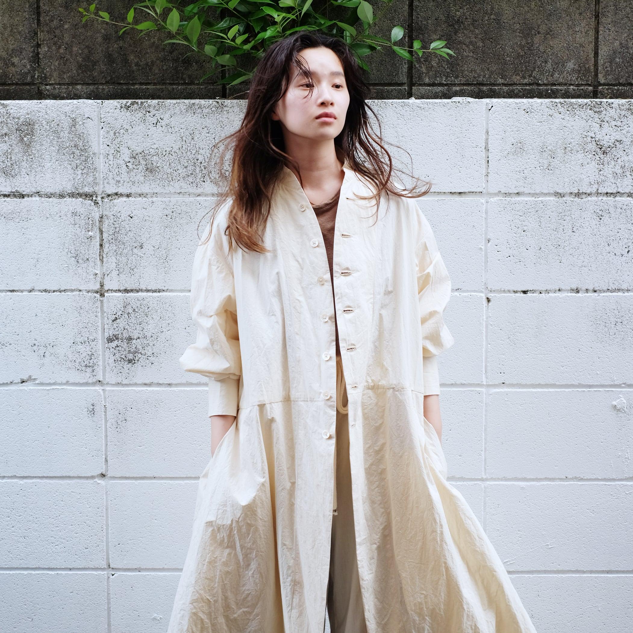 Historical coat [ Beige ]