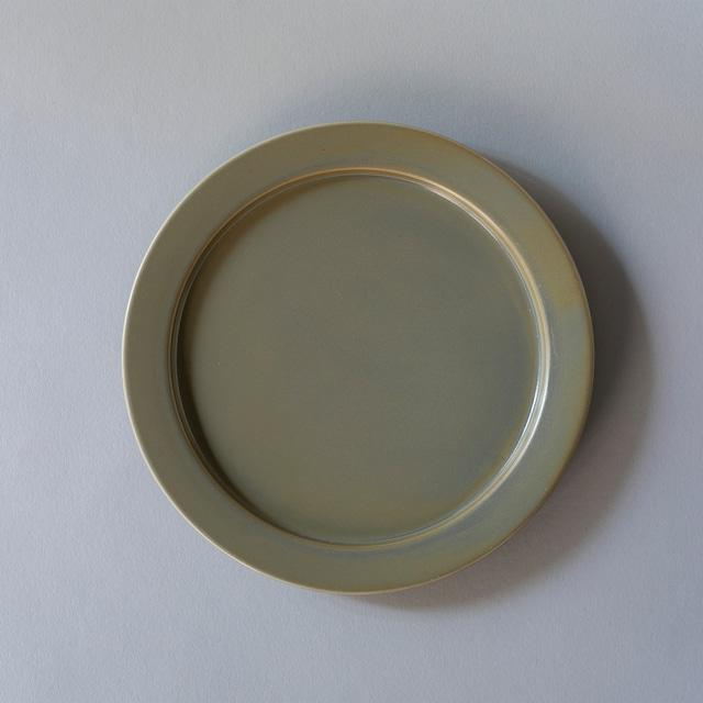 IWANAGA TABLEWARE  Sweets Plate (S) 【グレーマット】
