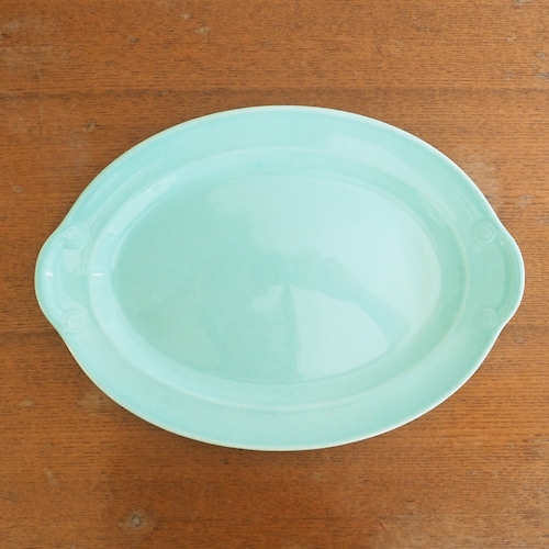 Lu Ray(ルーレイ)のオーバル皿