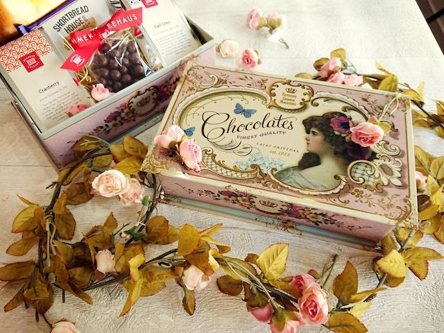 991900000 ノスタルジーチョコレート缶