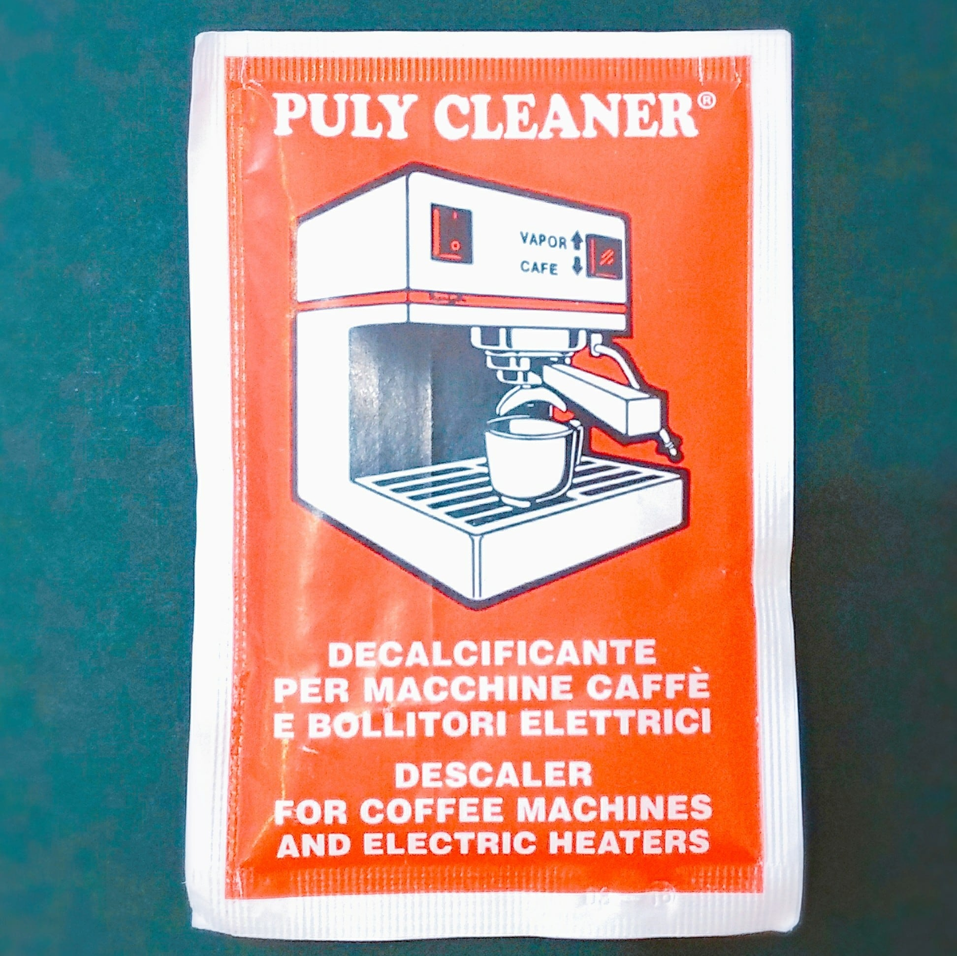 Puly CLEANER デスケーラー パウダー 1袋