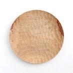 Jin Akihiro/Wooden Plate 24cm