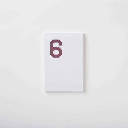 MEMO PAD mini 「6」