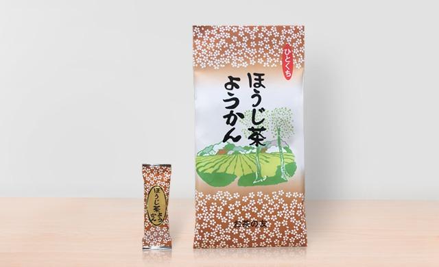 ほうじ茶ようかん(17g×8本)