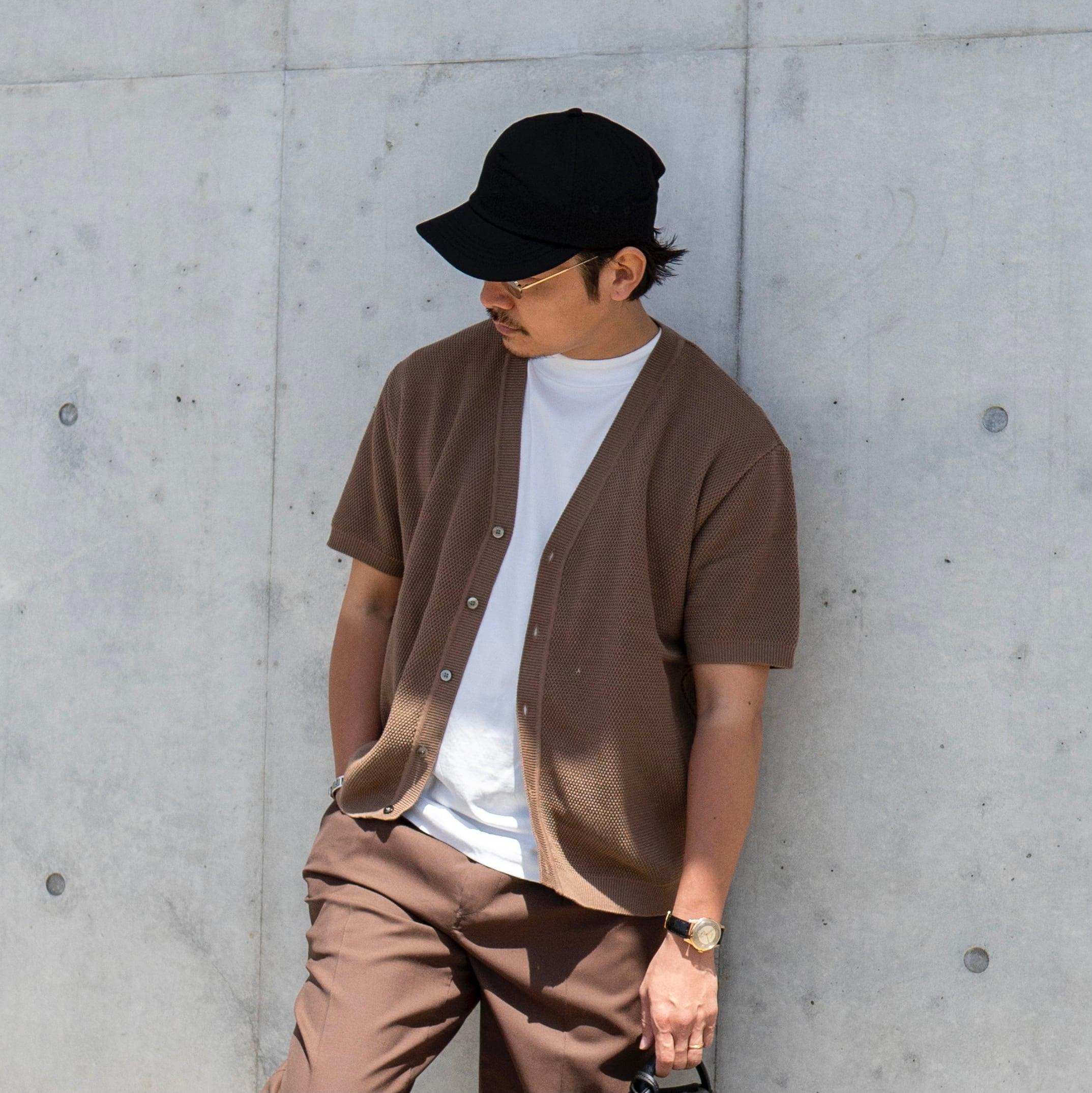 COLONY CLOTHING / CLUB CARDIGAN / CC21-KN02