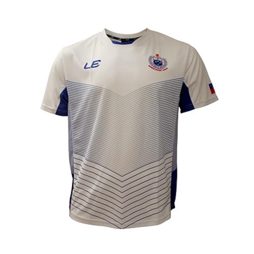 Samoa 2017 Training T-Shirt White