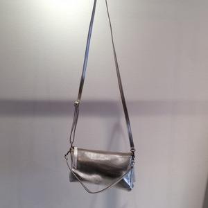 Les Basiques  Silver 3Way Bag