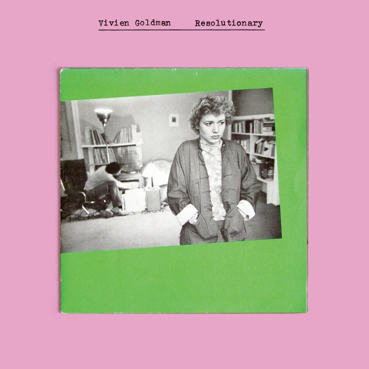 Vivien Goldman - Resolutionary (Songs 1979-1982) (LP)