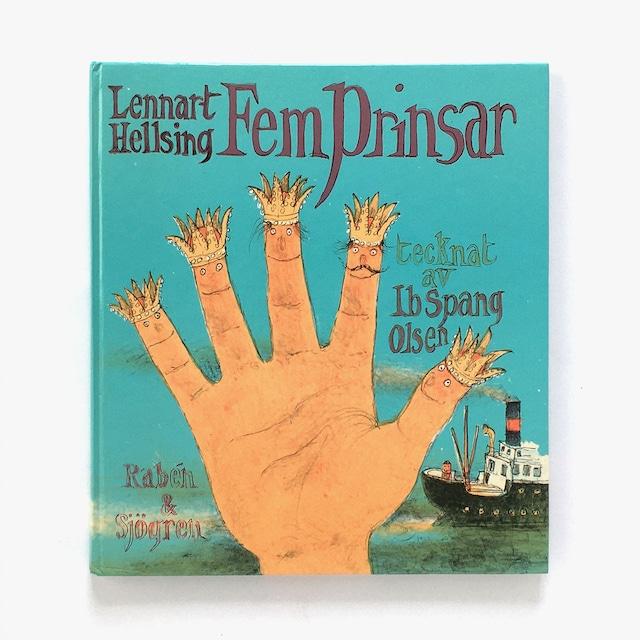 レンナルト・ヘルシング「Fem prinsar(5人の王子さま)」《1980-01》