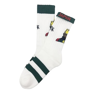 """""""セラシアイ"""" Socks"""