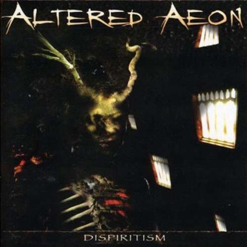 """ALTERED AEON """"Dispiritism"""" (輸入盤)"""