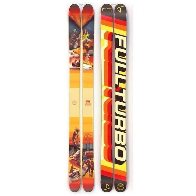J skis - オールプレイ「フルターボ」Pit Viper x Jコラボ限定版スキー【メーカー完売】