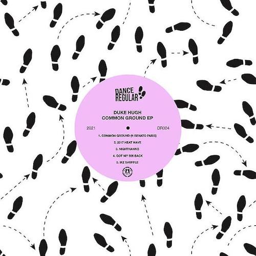 """【12""""】Duke Hugh - Common Ground EP"""
