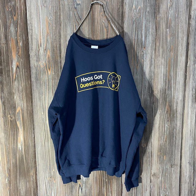[used]Hoos Got Questions design  sweat