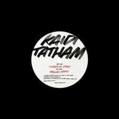 """【再入荷/7""""】Kaidi Tatham - 7 Inch Nails (Feeling Happy c/w Sooner Or Later) -Black Vinyl-"""