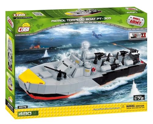 COBI #2376 哨戒魚雷艇 MT-305