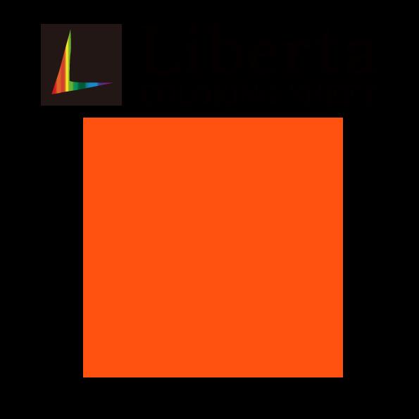 リベルタ LCS1583 フレイムオレンジ 長期屋外用