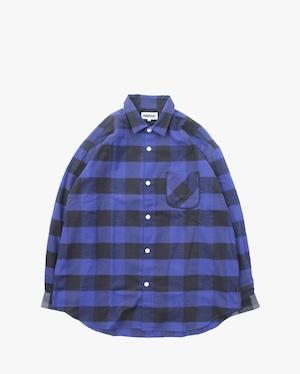 "TRANSPORT ""Buffalo Love Shirt""  Blue"